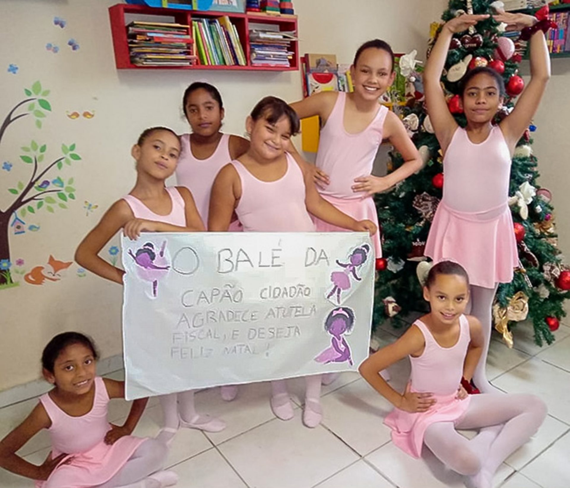 Balé Fim de Ano 2019 - Rossi Prado Advogados